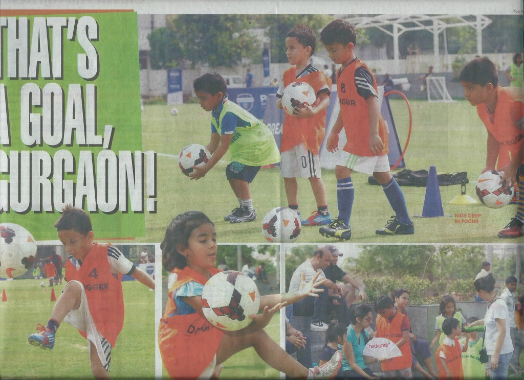 Gurgaon Times- 8 July - More Pics on Page 6